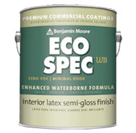 Eco Spec WB Paint - Semi-Gloss