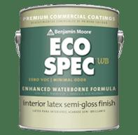 Eco Spec WB Paint - Semi-Gloss