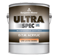 Ultra Spec HP D.T.M. Acrylic Low Lustre
