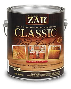 ZAR Classic Wood Finish