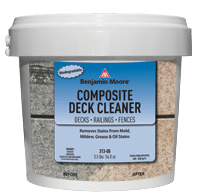Benjamin Moore Composite Deck Cleaner