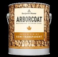 Benjamin Moore ARBORCOAT® Premium Exterior Stain